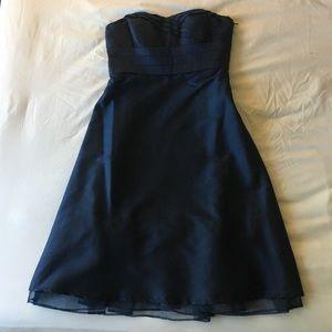 NWT Ann Taylor strapless dress